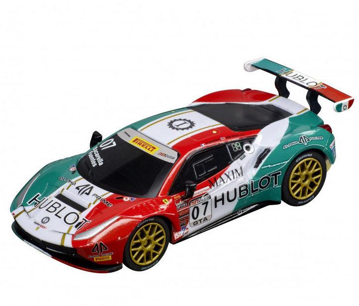Carrera GO!!! - Ferrari 488 GT3 Squadra Corse Garage Italia, No.7 641864
