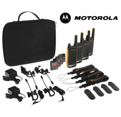 T82 MOTOROLA Talkabout EXTREME Quadpack
