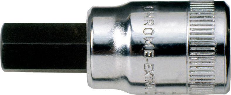 "nasadka ręczna 1/4"" z końcówką IMBUS, 3 mm, Bahco [6709M-3]"