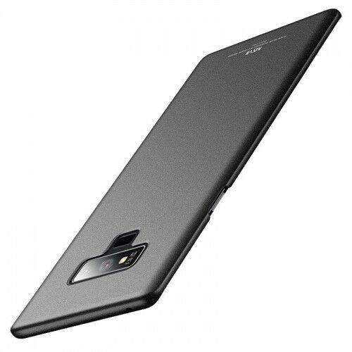 Etui MSVII Galaxy Note 9, matowe czarne