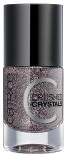 Catrice Cosmetics Crushed Crystal Lakier do paznokci z drobinkami 05 Stardust - 10ml Do każdego zamówienia upominek gratis.