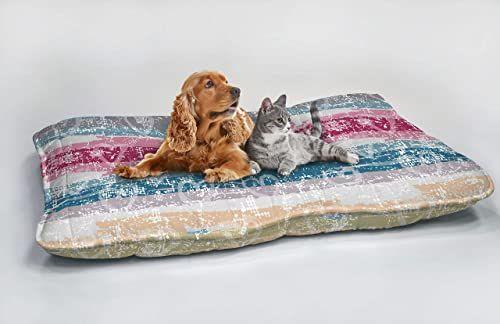 Psy Maxy poduszka, linia miłości, 60 x 100 cm