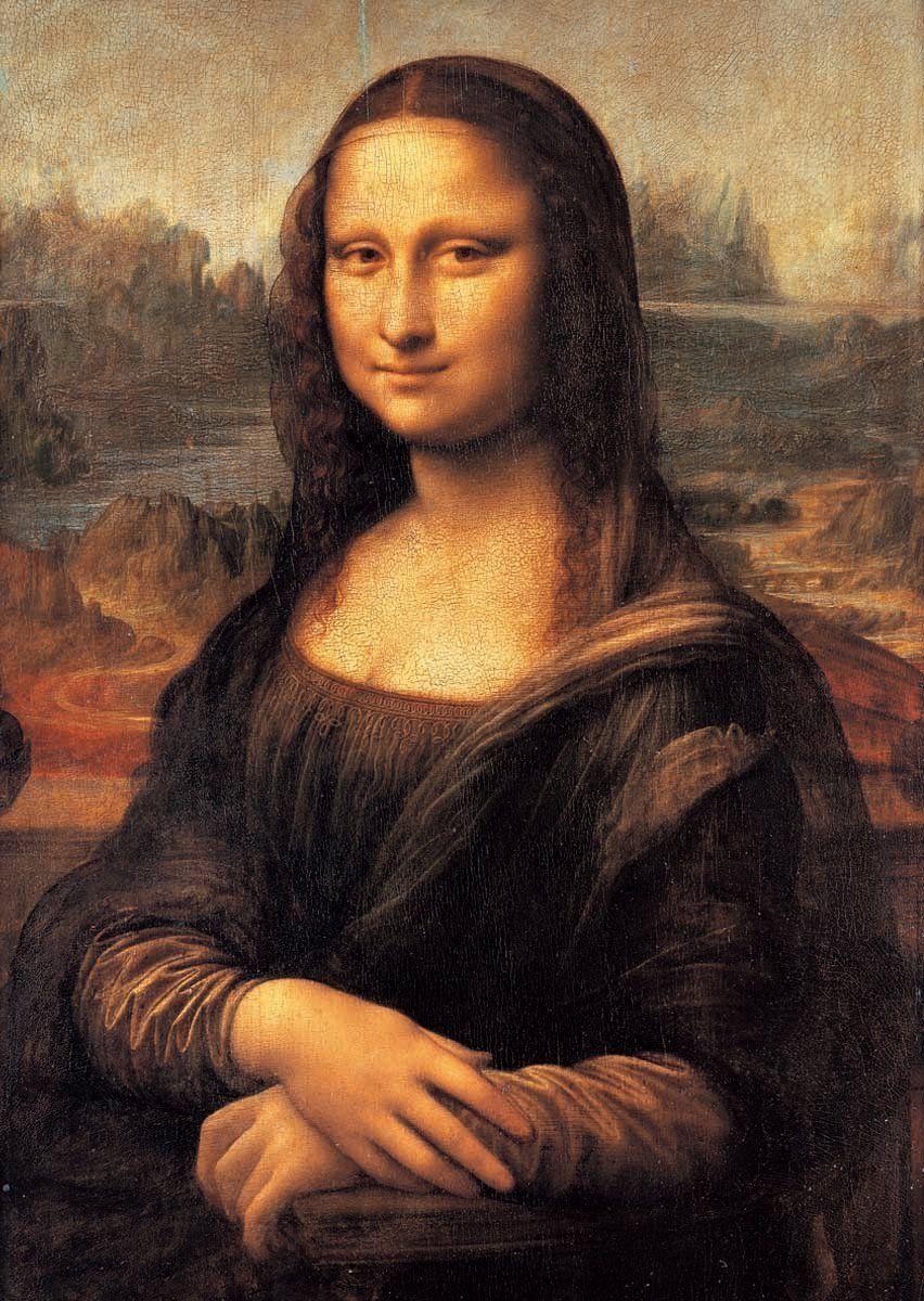 Clementoni 5390458  Leonardo Mona Lisa 1000 części