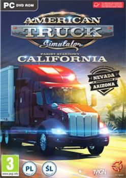 American Truck Simulator - Klucz aktywacyjny Steam