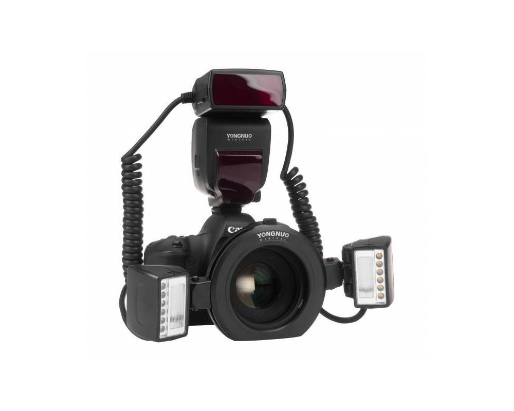 Yongnuo YN24EX - lampa błyskowa do makrofotografii do Canon Yongnuo YN24EX