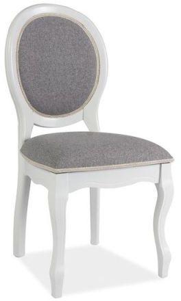 Krzesło FN-SC szare/białe