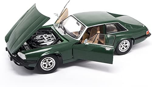 """Lucky Die-cast 92658 """"1975 Jaguar Xjs"""" odlewany kolekcjonerzy model samochodu"""