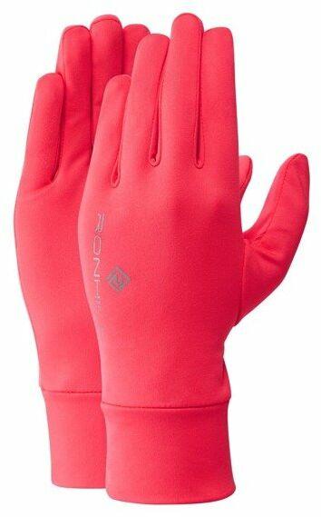 RONHILL Rękawiczki biegowe CLASSIC GLOVE różowe