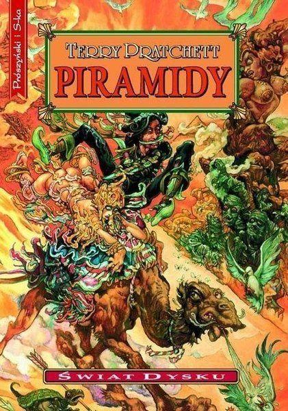 Piramidy. Świat dysku wyd. 2020 - Terry Pratchett