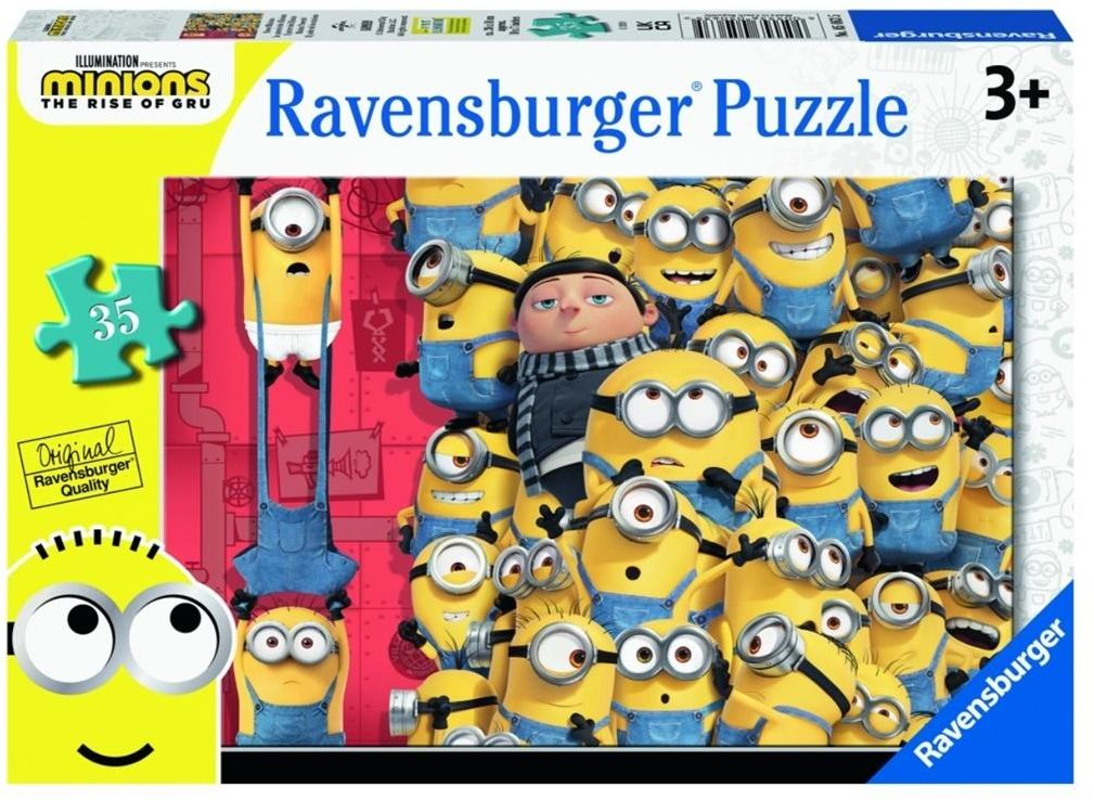 Puzzle 35 Minionki 2