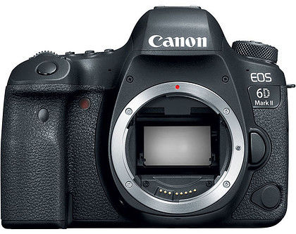 Lustrzanka Canon EOS 6D Mark II Body - Cashback przy zakupie z obiektywem Canon - Cena Promocyjna