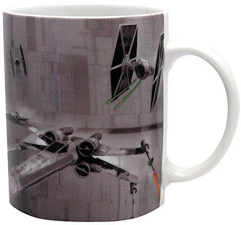 ABYstyle - Star Wars - filiżanka - 320 ml - X-Wing VS Tie Fighter
