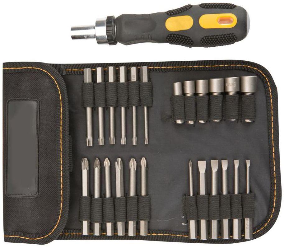 Zestaw kluczy nasadowych 35D352 TOPEX