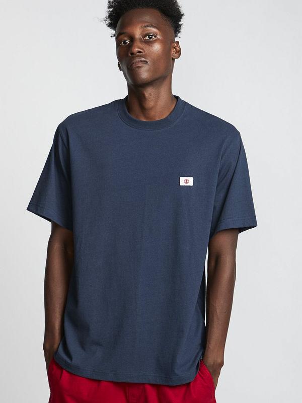 Element TOKYO indigo koszulka męska