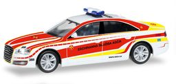 Herpa 092357 - Audi A8 ASB Czechy CZ