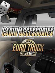 Euro Truck Simulator 2 - Cabin Accessories - Klucz aktywacyjny Steam Automatyczna wysyłka w ciągu 5 minut 24/7!