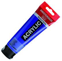 Talens Amsterdam Acryl Farba 120ml 504 Ultramarine
