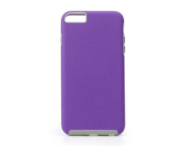 Apple iPhone 6 Plus - etui na telefon Rugged Case - fioletowy