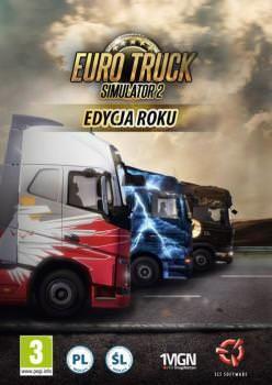 Euro Truck Simulator 2 Edycja Roku + Scania Gratis - Klucz aktywacyjny Steam