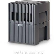 Oczyszczacz powietrza Venta LW 15 z funkcją nawilżania - czarny
