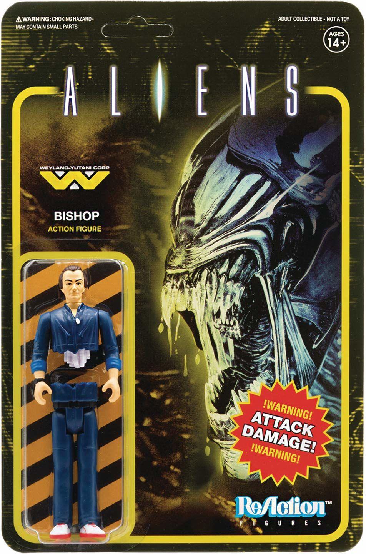 Aliens ReAction Figure - Bishop