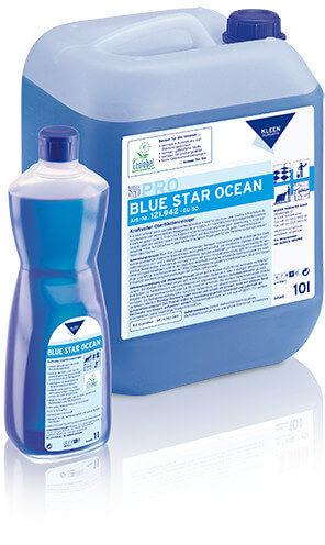Kleen Blue Star Ocean Ecolabel profesjonalny środek do bieżącego czyszczenia