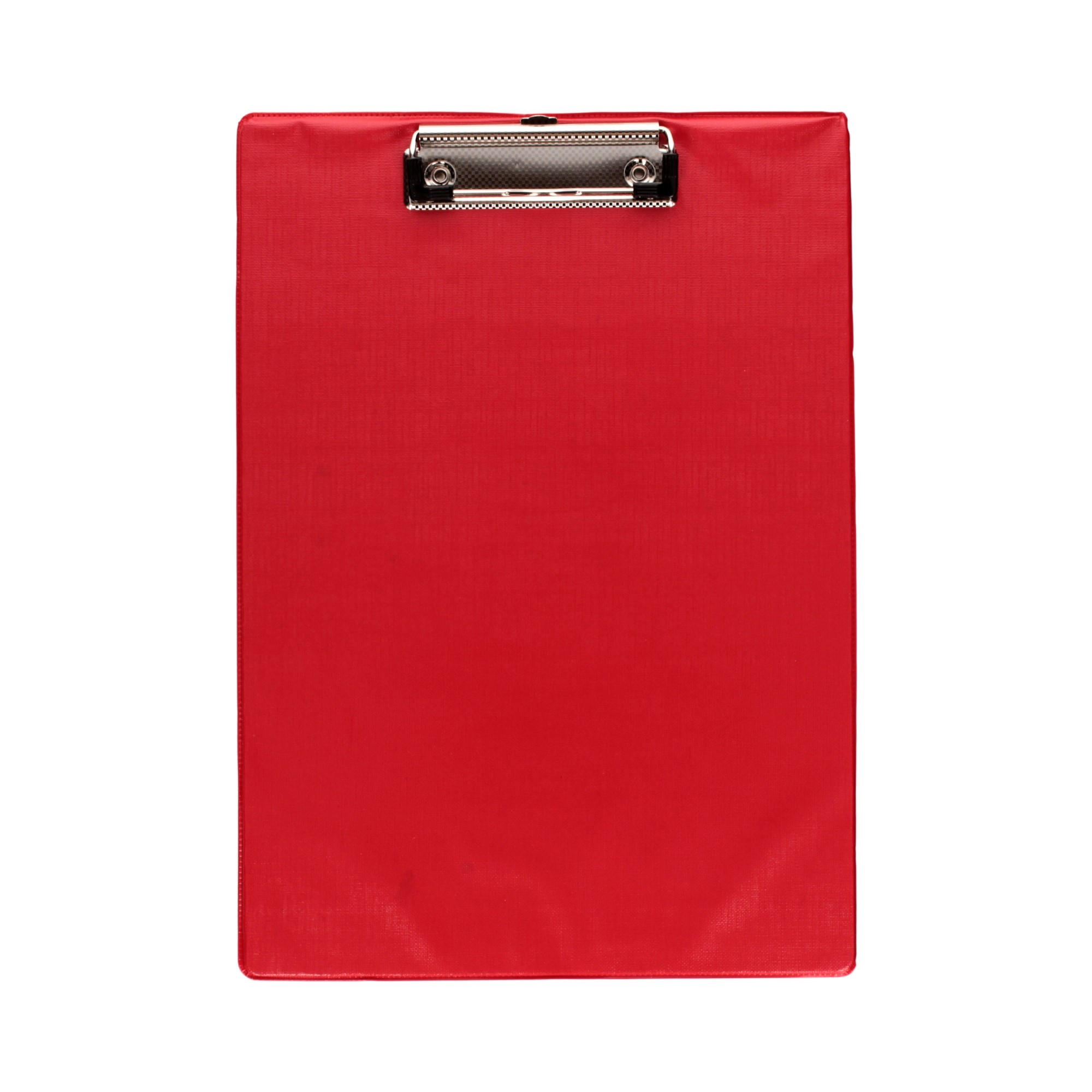 Deska klip A4 czerwona PVC D''Rect