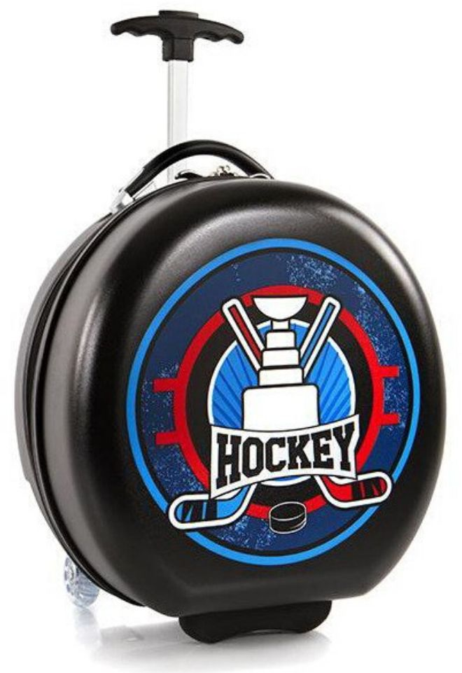 Walizka dla dzieci Sport Ball Heys - hockey puck - hockey puck