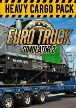 Euro Truck Simulator 2 Heavy Cargo Pack - Klucz aktywacyjny Steam