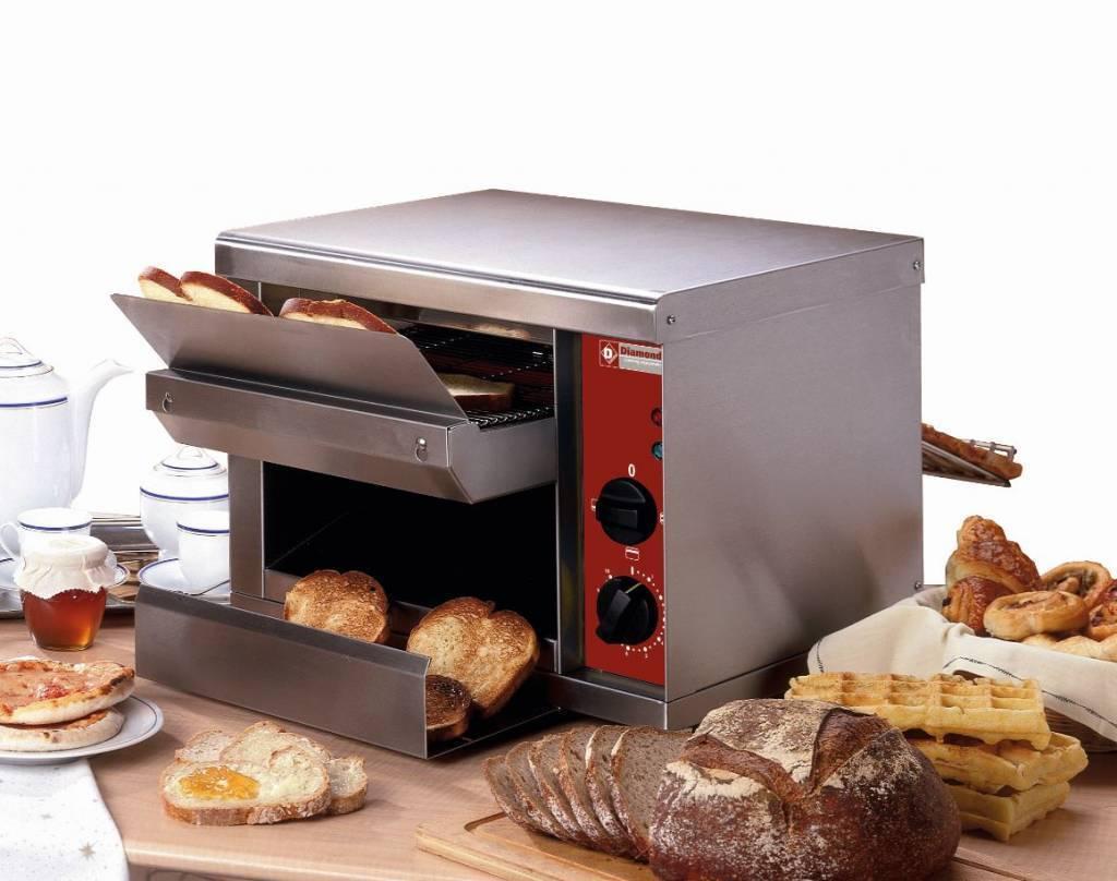 Automatyczny toster, 540 tostów/godzinę