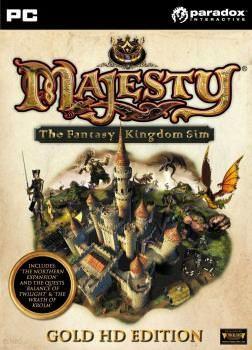 Majesty Złota Edycja HD - Klucz aktywacyjny Steam
