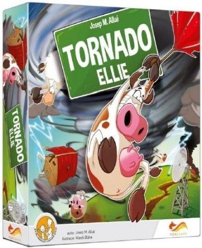 Tornado Ellie Gra planszowa FoxGames
