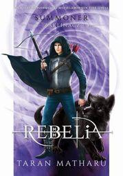 Summoner. Zaklinacz 4. Rebelia - Ebook.