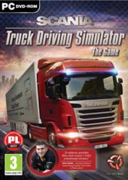 Scania Truck Driving Simulator - Klucz aktywacyjny Steam