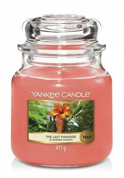 Yankee Candle świeca słoik średni The Last Paradise 411g