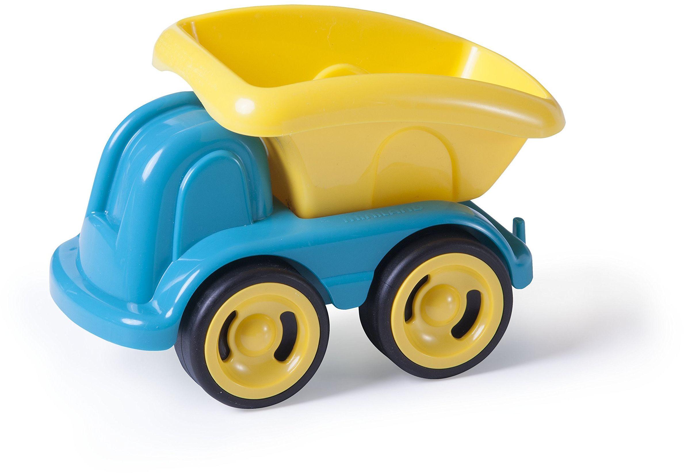 Miniland 45141 Minimobil wywrotka, wielokolorowa