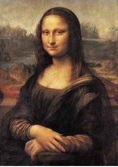 Puzzle 500 Mona Lisa - Clementoni
