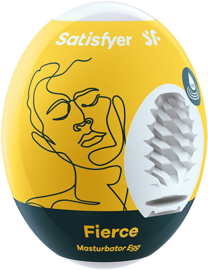 Satisfyer Masturbator Egg Fierce