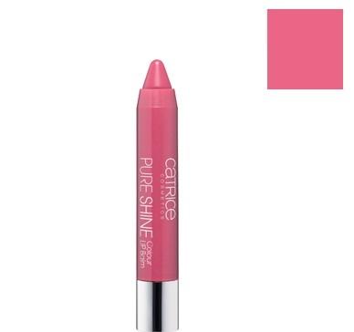 Catrice Cosmetics Pure Shine Balsam do ust w kredce 040 My Cherry Berry- 2,5g Do każdego zamówienia upominek gratis.