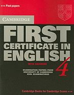 Cambridge FCE in English 4 (with answers)