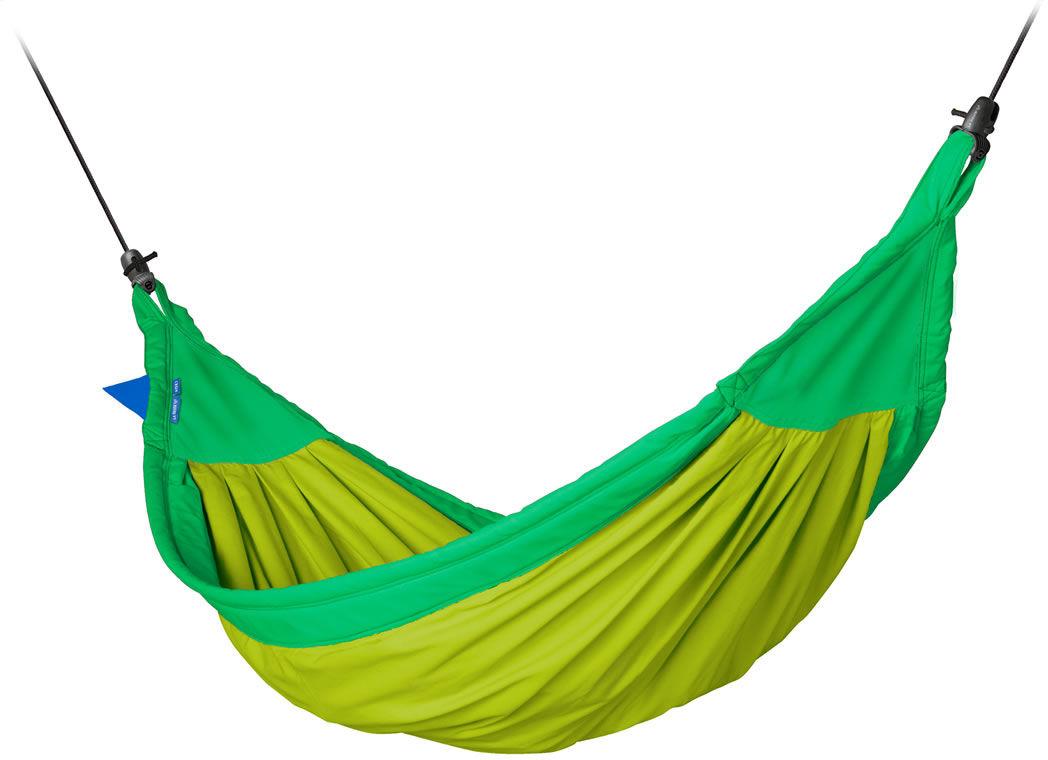 Hamak dla dzieci MOKI H110, zielony MOK11-44