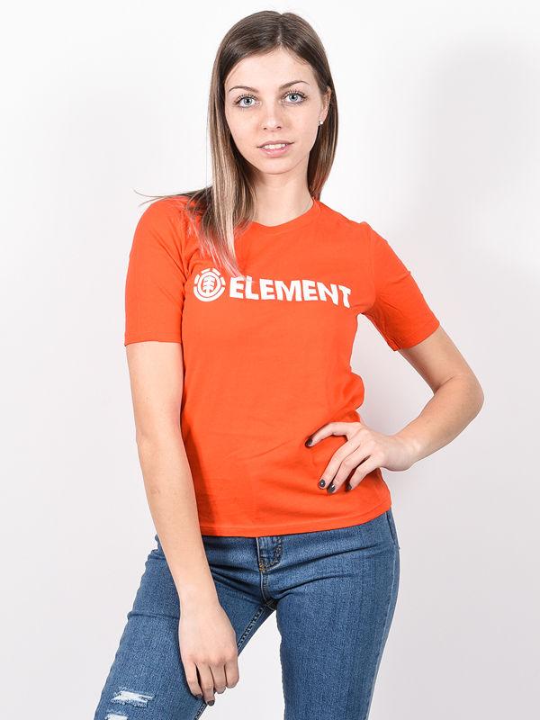 Element LOGO GRENADINE t-shirt damski