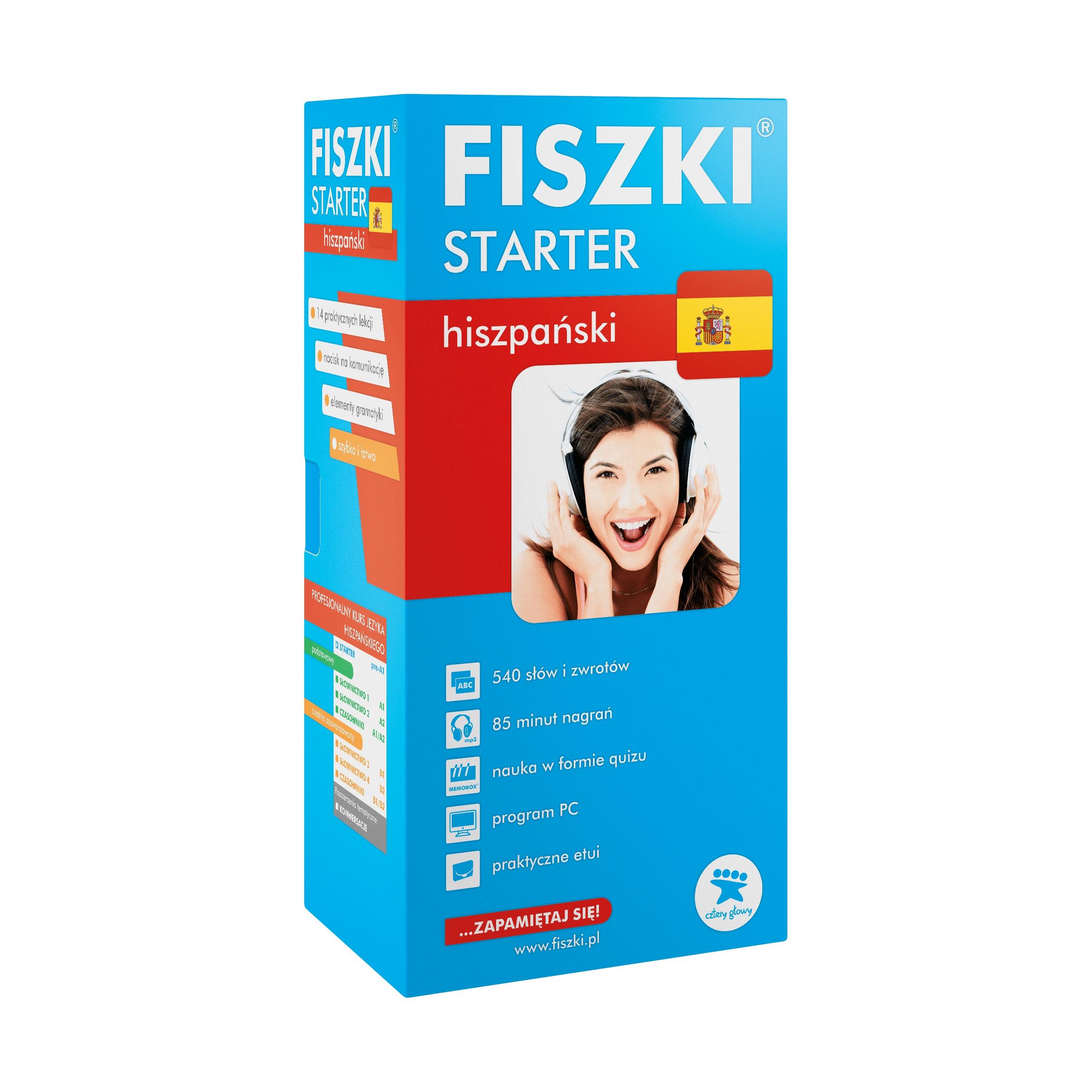 FISZKI - hiszpański - Starter (pre-A1)