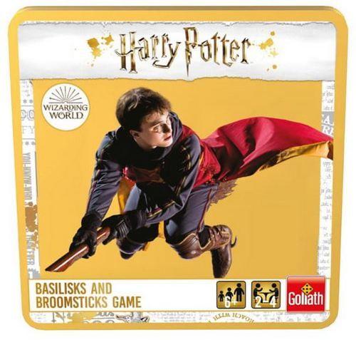 GRA Harry Potter Basiliks & Broomst