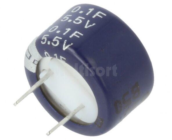Kondensator elektrolityczny EATON ELECTRIC superkondensator 100mF 5,5VDC