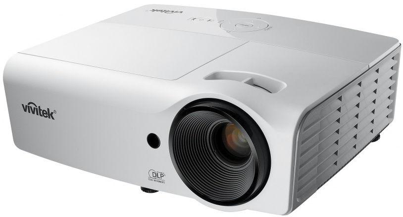 Projektor Vivitek D555 - Projektor archiwalny - dobierzemy najlepszy zamiennik: 71 784 97 60.