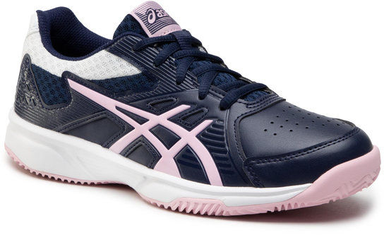 Asics Buty Court Slide Clay 1042A031 Granatowy