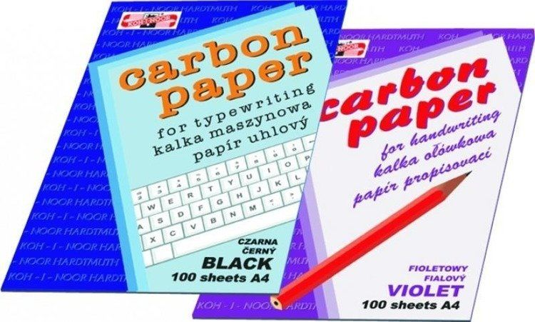Kalka ołówkowa A4/25 arkuszy - Koh-I-Noor