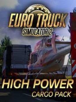 Euro Truck Simulator 2: High Power Cargo Pack - Klucz aktywacyjny Steam