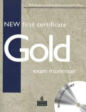 New gold FCE exam maximiser